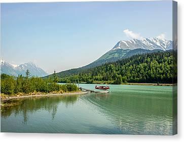Moose Pass In Alaska Canvas Print