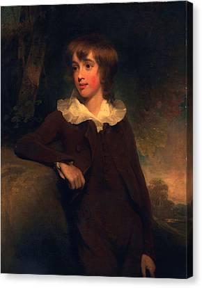 Mordaunt Ricketts, 1793 Canvas Print by William Owen