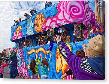 More Beads Please Canvas Print by Steve Harrington