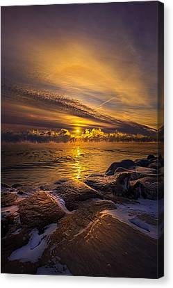 More Than A Memory Canvas Print by Phil Koch