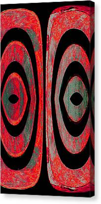 More Untitled 1a Canvas Print by Bruce Iorio