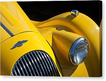 Morgan Plus 8 Front End -0154c Canvas Print