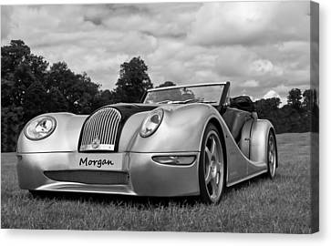 Morgan Canvas Print by Scott Carruthers