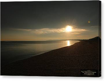 Canvas Print - Morning Beauty 5 by Paul SEQUENCE Ferguson             sequence dot net