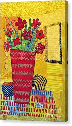 Morning Dreams Canvas Print by Susan Rienzo