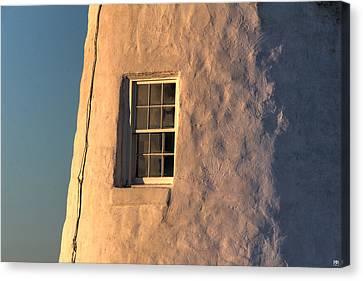 Morning Light At Pemaquid Canvas Print