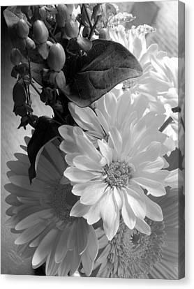 'morning Light Bouquet' Canvas Print