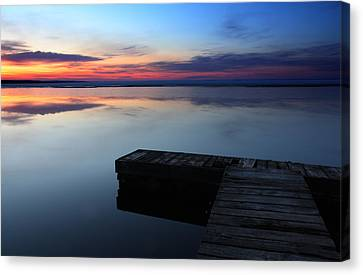 Morning Light Canvas Print by Brian Boudreau