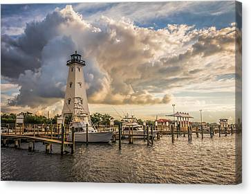 Morning Light Canvas Print by Brian Wright
