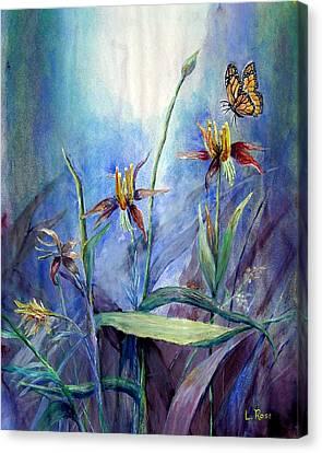 Morning Light Canvas Print by Loretta Luglio