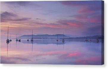 Morning Mood Canvas Print