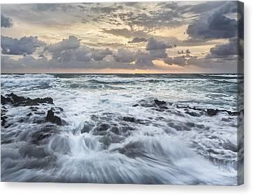 Morning Strength Canvas Print by Jon Glaser
