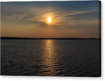 Morning Sun Canvas Print by Doug Long