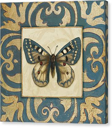 Moroccan Butterfly I Canvas Print