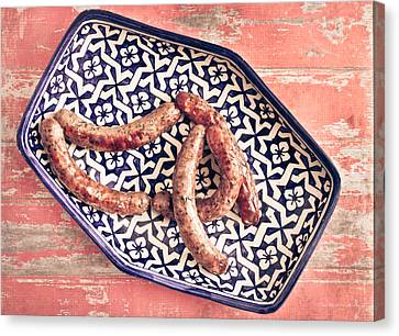Moroccan Sausages Canvas Print