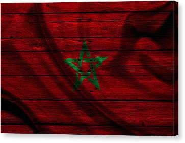 Morocco Canvas Print by Joe Hamilton