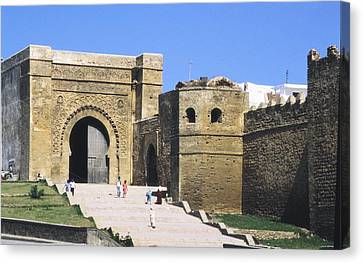 Morocco. Rabat-sal�-zemmour-zaer Canvas Print by Everett