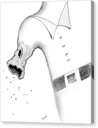 Morphing Canvas Print by Dan Twyman