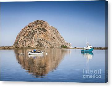 Morro Bay Calfornia Canvas Print