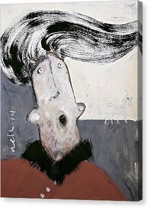 Mortalis No. 21 Canvas Print