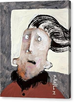Mortalis No.29 Canvas Print