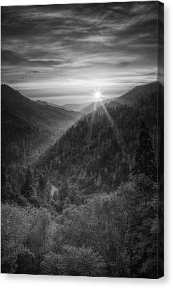 Morton Overlook Canvas Print by Andrew Soundarajan