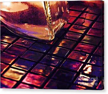 Mosaic 9 Canvas Print by Sarah Loft