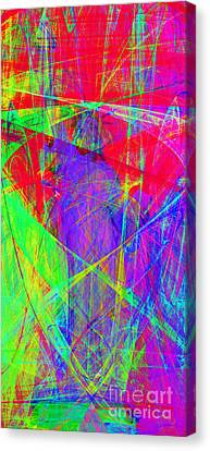 Mother Of Exiles 20130618p120 Long Canvas Print by Wingsdomain Art and Photography