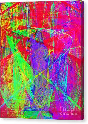 Mother Of Exiles 20130618p120 Canvas Print by Wingsdomain Art and Photography