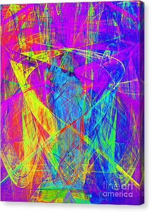 Mother Of Exiles 20130618p60 Canvas Print by Wingsdomain Art and Photography