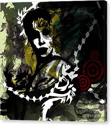 Mother Ozark Canvas Print