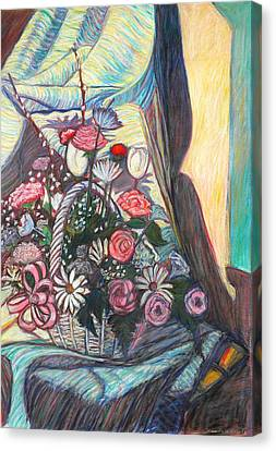 Mothers Day Gift Canvas Print by Kendall Kessler