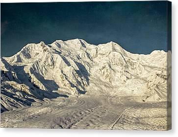 Mount Blackburn Canvas Print