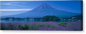 Mount Fuji Japan Canvas Print by Panoramic Images