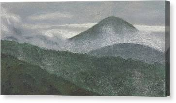 Arkansas Canvas Print - Mount Judea by Garry McMichael