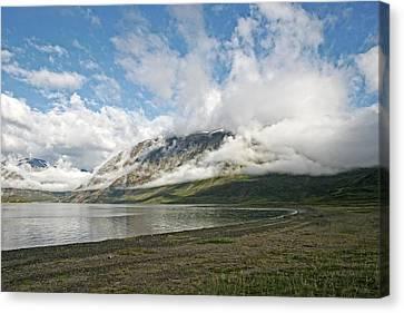 Mount Kaputyat Canvas Print