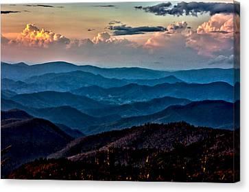 Mt Mitchell Canvas Prints Fine Art America