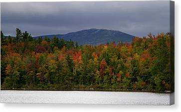 Mount Monadnock Fall 2013 View 2 Canvas Print by Lois Lepisto