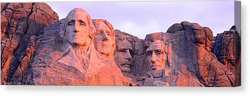 Mount Rushmore, South Dakota, Usa Canvas Print by Panoramic Images