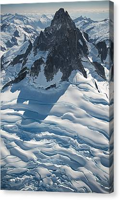 Mount T Canvas Print by Roger Clifford
