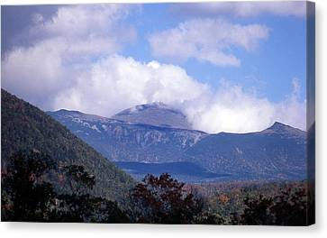 Mount Washington Canvas Print
