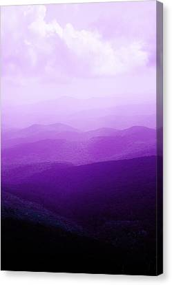Mountain Dreams Canvas Print by Kim Fearheiley
