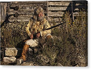 Mountain Man Canvas Print