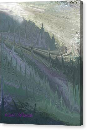 Mountian Magic Canvas Print by Linda Whiteside