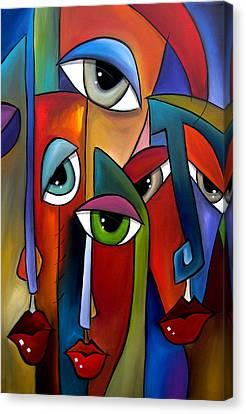 Move Along By Fidostudio Canvas Print by Tom Fedro - Fidostudio