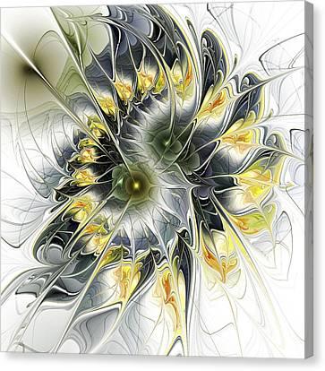 Movement Canvas Print by Anastasiya Malakhova