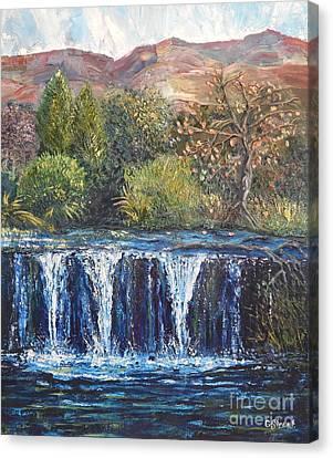 Carolinestreet Canvas Print - Moving Landscape by Caroline Street