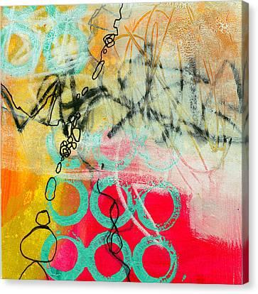 Moving Through 2 Canvas Print by Jane Davies