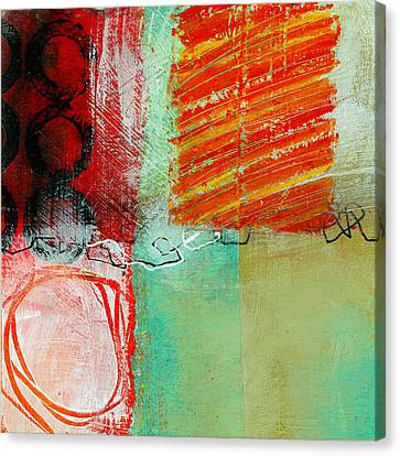 Moving Through 4 Canvas Print by Jane Davies