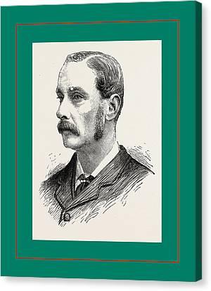 Mr. E. Brodie Hoare New Conservative M.p Canvas Print